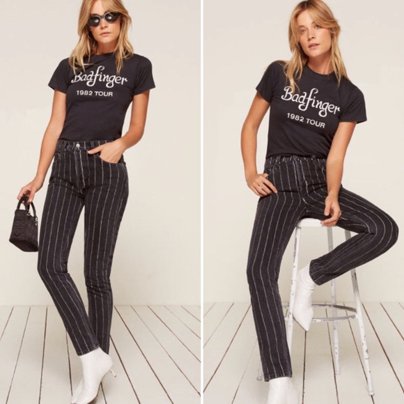 8ad3290f185 Reformation high rise skinny jeans - Sulu